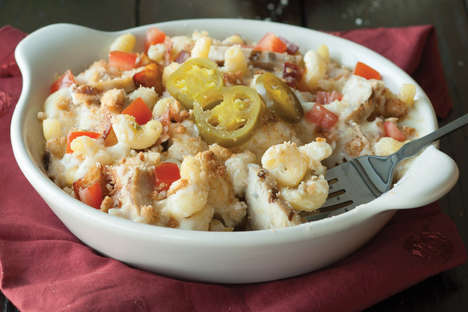 Meaty Mexican Pastas - McAlister Deli's Bacon Jalapeno Pasta Blends Meaty and Zesty Flavors