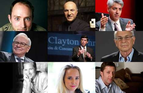 12 Money Management Talks - From Investing in Disruptive Companies to Thriving in a Recession