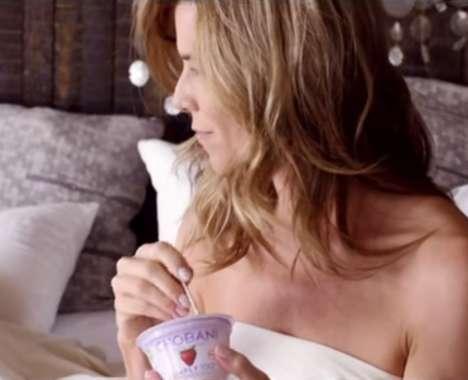 LGBT-Friendly Yogurt Ads
