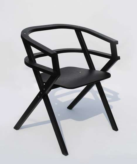 Single Lifestyle Seating - The JARI Chair is Inspired by the Phenomenon of Korean Bachelors