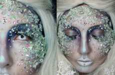 Elaborate Makeup Art