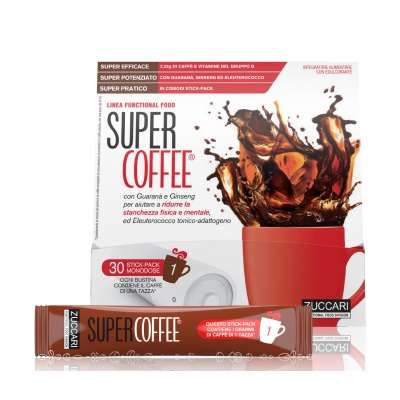 Metabolism-Boosting Instant Coffees - This New Coffee Line is Infused with Guarana and Ginseng