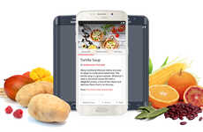 Vegetarian Meal-Making Apps