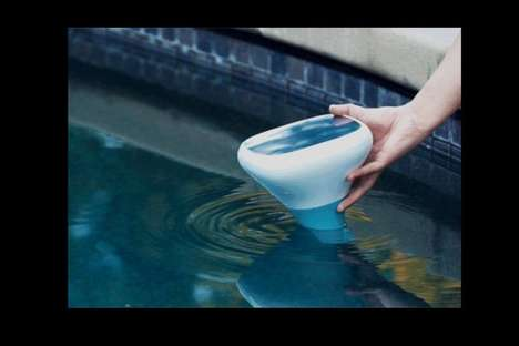 Solar-Powered Pool Cleaners - This Smart Device Helps to Keep Your Swimming Pool Clean and Safe