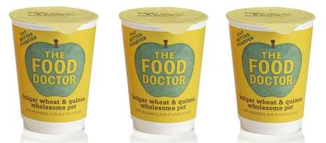 30 Examples of Convenient Food Packaging - From Portable Quinoa Cups to Gourmet Takeout Kits
