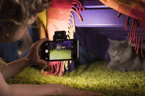 Illuminating Photography Gadgets - The iblazr 2 Enhances Photos with a Powerful Wireless Flash