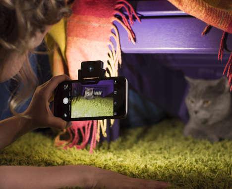 Illuminating Photography Gadgets