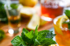 Minty Tea Cocktails - This Summer-Appropriate Recipe for Mint Iced Tea Calls for Spikes of Bourbon