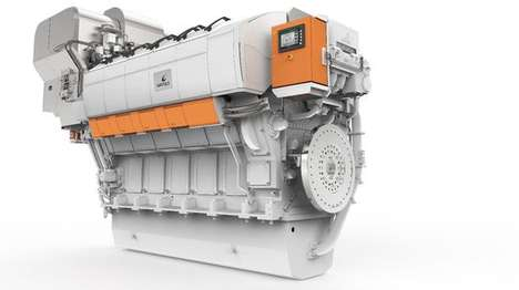 Ultra-Efficient Diesel Engines - The Wartsila 31 is the Most Efficient 4-Stroke Diesel Engine