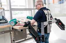Industrial Exoskeletons - The Robo-Mate is the World's First Industrial Exoskeleton