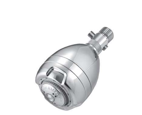 Water-Saving Shower Heads