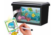 Digital Aquarium Toys