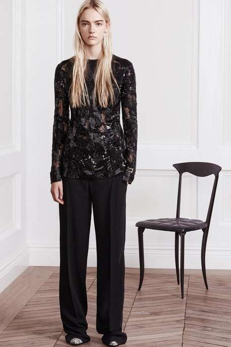 Chic Seasonal Fashion - The Jason Wu Resort 2016 Collection Addresses a Common Retail Frustration