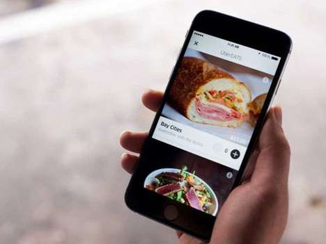 Fast-Observing Delivery Apps - Uber Launches in Indonesia with a Ramadan-Centric UberBuka Service