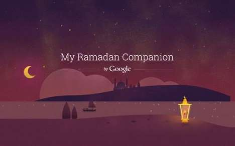 Ramadan Fasting Apps - Google Has Launched a 'My Ramadan Companion' Web App