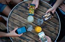 Photo-Sharing Drinking Cups