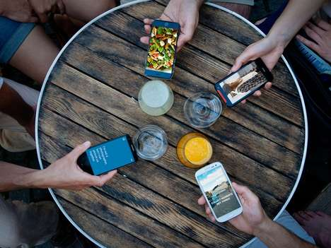 Photo-Sharing Drinking Cups - 'SipSup' is an App-Connected Glass that Acts as a Social Media Outlet