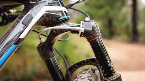 Bicycle Shock Devices - The ShockWiz Makes it Easier to Install Mountain Bike Shocks