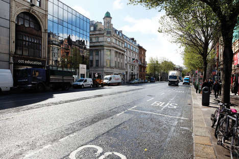 Pedestrian-Focused City Plans - Dublin Proposes Getting Rid of Cars to Lessen Traffic Jams