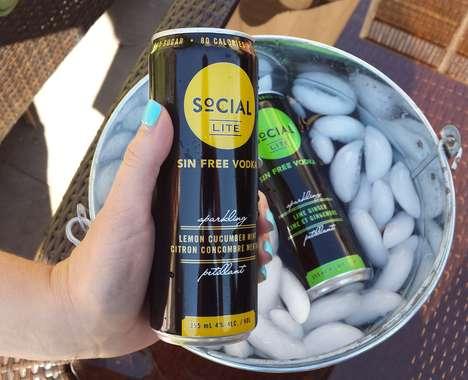 Alcoholic Health Drinks