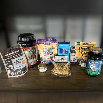 Superfood Smoothie Packages - Thi Package Includes All the Ingredients For a Superfood Smoothie
