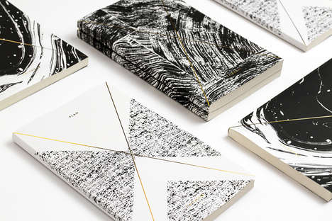 100 Lovely Stationery Sets - From Nutrition-Inspired Notebooks to Adorable Avian Stationery