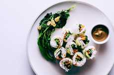 Healthy Homemade Sushi