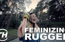 Feminizing Rugged