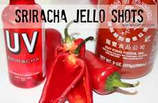 Hot Sauce-Flavored Shooters