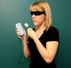 Tongue-Controlled Sensory Devices - The 'BrainPort V100' Allows the Visually Impaired to See