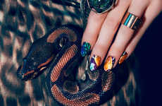 Exotic Nail Stickers