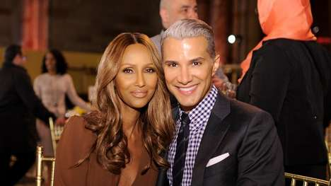 Supermodel-Inspired Cosmetics - This New Luxury Beauty Line is Designed by Iman and Jay Manuel