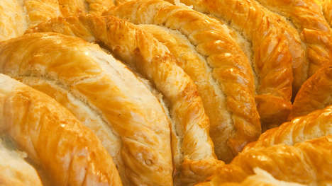 Drive-Through Bakeries - This Drive-Through Provides Customers with a Freshly Baked Cornish Pasty