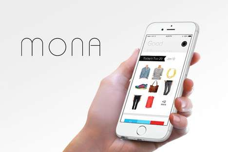 Personalized Shopping Apps - This App Uses Aggregation to Create a Personal Shopping Experience