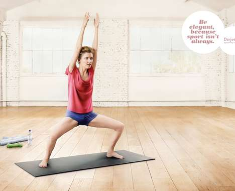 Ugly Workout Campaigns