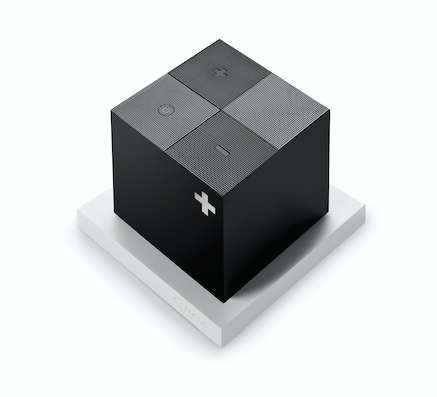Entertainment-Streaming Boxes - The Cube S OTT Box Provides Flexibility & Consumer Convenience