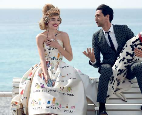 Glamorous Couple Editorials
