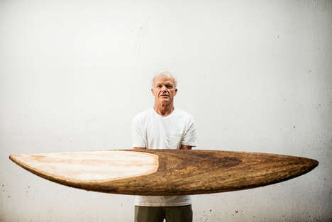 Sustainable Agave Surfboards - This Surfboard is Made Entirely from Sustainable Agave Materials
