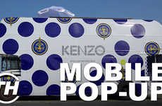 Mobile Pop-Up Shops - Jana Pijak Counts Down Her Favorite Examples of Mobile Retail Innovation