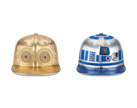Eye-Catching Sci-Fi Caps - The Star Wars New Era Collection Celebrates the Upcoming Film