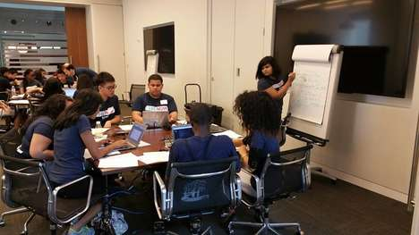Inner City Coding Workshops - Code Now Offers Tech Training for Minority Groups in the United States
