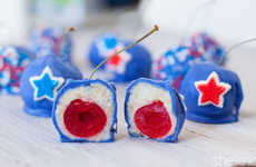 Patriotic Cherry Bites