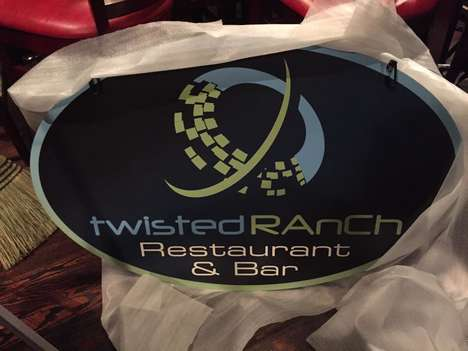Ranch-Obsessed Restaurants - The Twisted RAnCH Restaurant Adds Ranch Sauce to Every Dish on the Menu