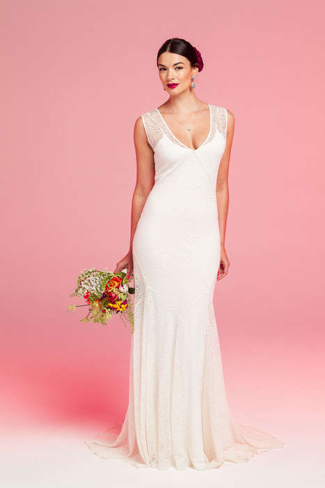 Exclusive Bridal Collection Launches - The Breakout Mociun White Line Introduces Bridal Wear