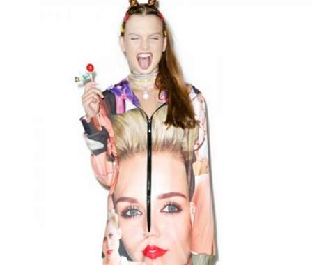 Cheeky Celebrity Pajamas