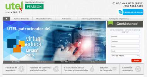 Online Hispanic Universities - UTEL is the First Online-Only University in Mexico