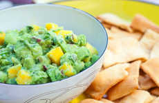 This Contemporary Guacamole Recipe Adds Bold Flavor to Lite Eating