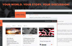 The Criticl Platform Lets Users Create Their Own Journalistic Content
