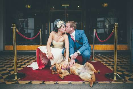 Old Hollywood Weddings - This Retro Wedding Theme Draws Inspiration from 50s Glamour