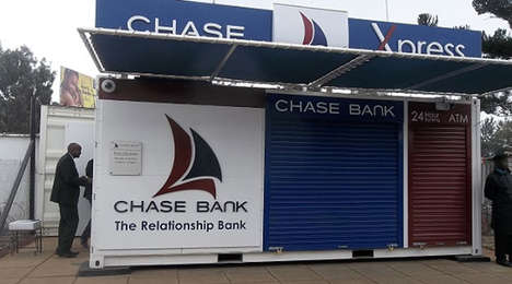 Inclusive Finance Mergers - The Chase Bank and Rabo Development Deal Opens Branches in Kenya